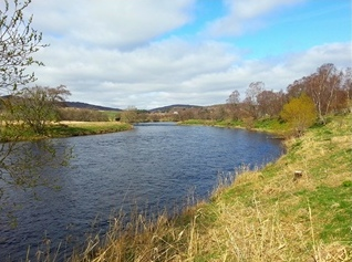 The Bends, River Spey