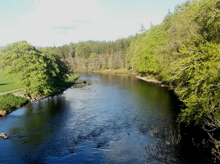 The Lurig Pool, Grantown on Spey