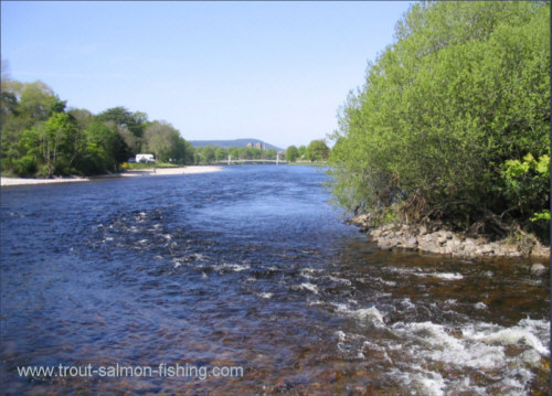 The Little Isle, Inverness Angling Club