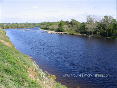 Red Braes Pool, Inverness Angling Club