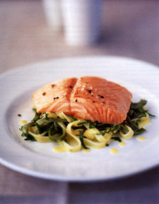 Salmon Recipe - Baked Salmon
