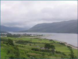 Ullapool - a good base for trout fishing