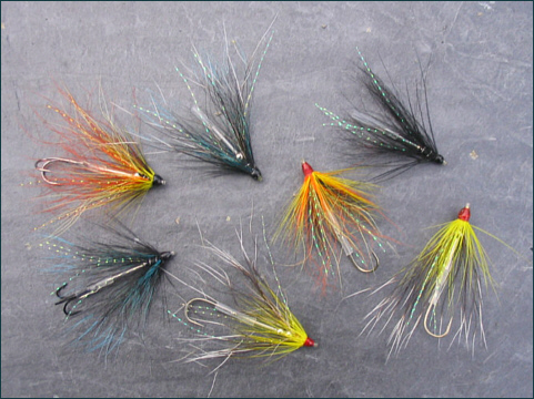 Bead Tube Flies