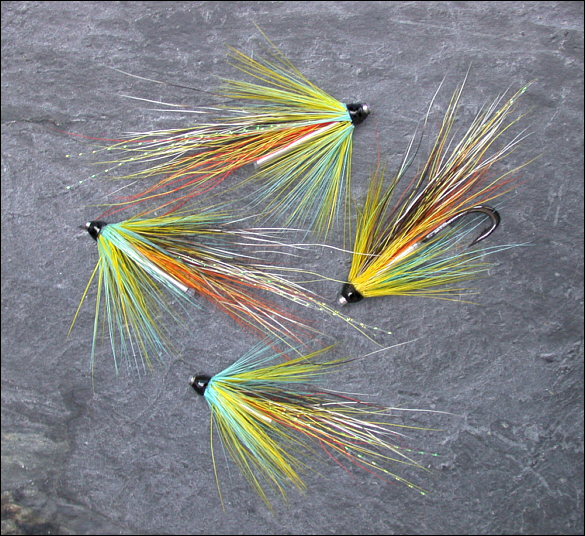 The Beltra Badger Tube Fly
