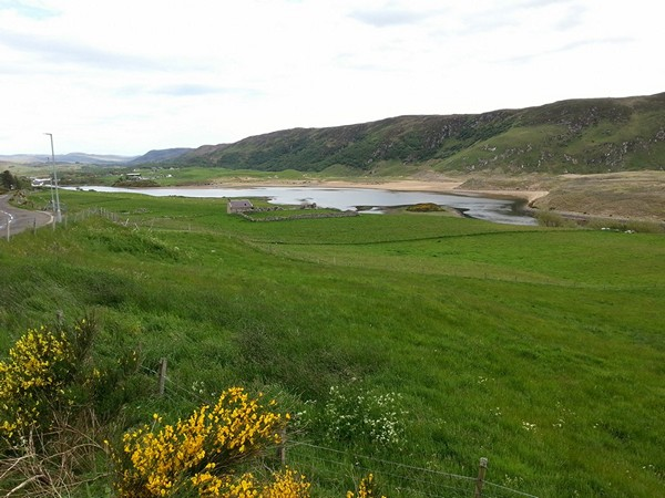 The River Naver at Bettyhill