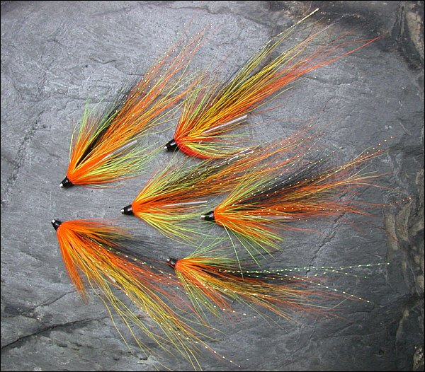 Cascade Needle Tube Flies