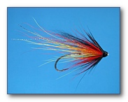 Fiery Shrimpr Needle Tube Fly