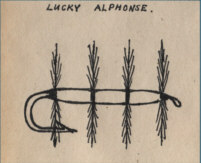 Lucky Alphonse fly