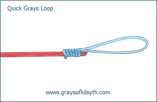 Grays Loop Fly Line Leader Loop