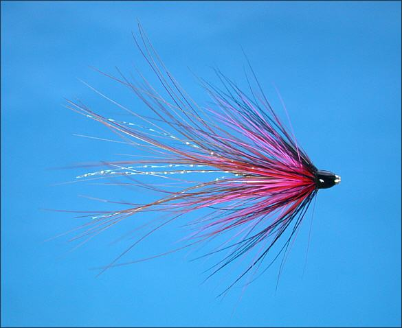 The Lammas Shrimp Tube Fly