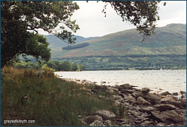 Loch Earn Fishing