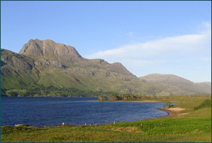 Loch Maree and Slioch