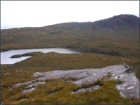 Trout fishing Achiltibuie