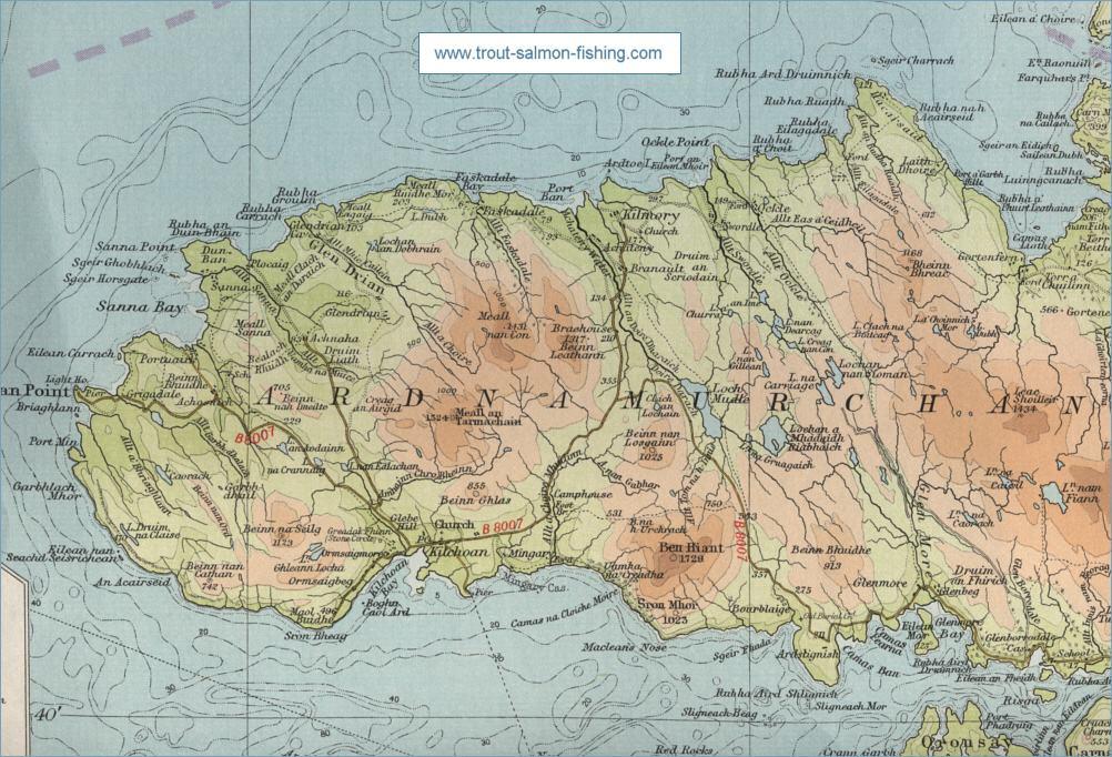 Ordnance Survey Loch Lomond Number 53  (ID:50180)