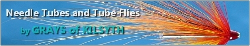 Needle Tubes and Tube Flies