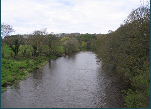 Fishing River Ayr