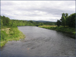 River Beauly - salmon fishing