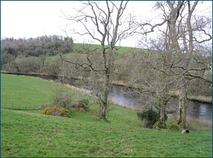 Salmon Fishing on the River Bladnoch