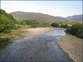 River Carron, Wester Ross
