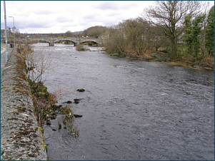 River Cree Fishing at Newton Stewart