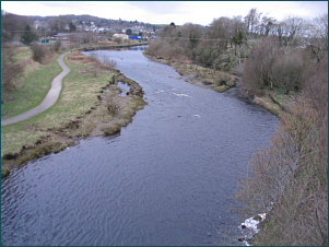 River Cree at Newton Stewart