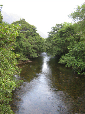 River Croe, Wester Ross