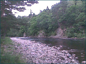 River Dee above Ballater