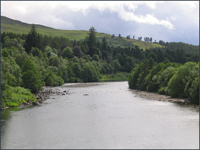 River Dee at Ballater