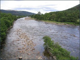 River Dee Salmon Fishing at Ballater
