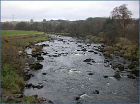 River Deveron at Rothiemay