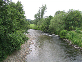 River Don at Glenkindie
