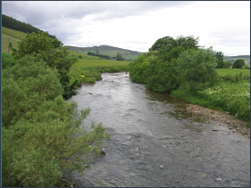 River Don at Kildrummy