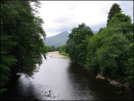 Fishing River Orchy