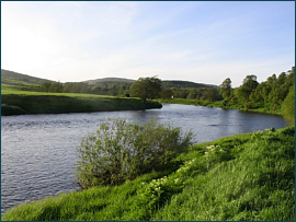 River Spey Upper and Lower Bend