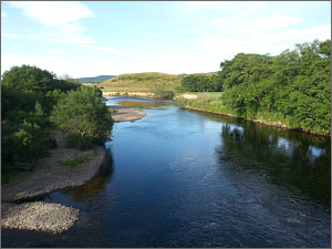 Broomhill, River Spey