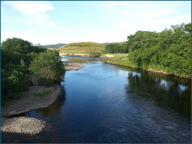 River Spey at Broomhill