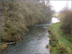 River Urie at Inverurie