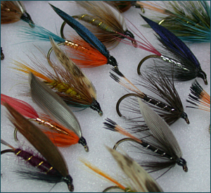 Scottish Sea Trout Flies