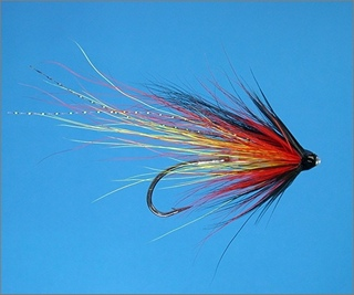 Thunder Shrimp Scottish Shrimp Needle Tube Fly