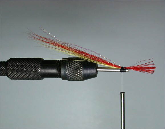 Spey Shrimp Scottish Shrimp tube fly - step 3