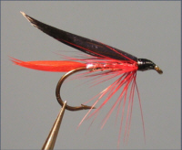 Bloody Butcher - Sea Trout Fly