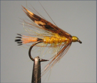 Pheasant and Yellow - Sea Trout Fly