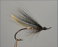 Silver Stoat - Sea Trout Fly