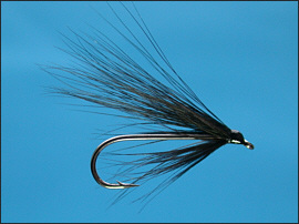 Simple Sea Trout Fly