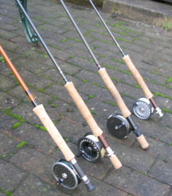 Sea Trout Fly Fishing Rods