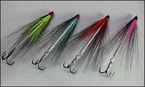 Sea Trout Needle Tube Flies