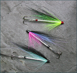 Needle Tube Sea Trout Flies