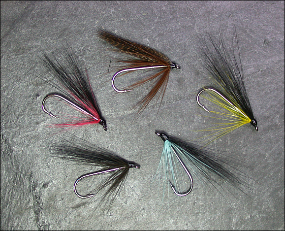 Simple Sea Trout Singles