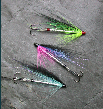 Snake Tube Flies