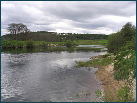 River Spey at Dulnain Mouth